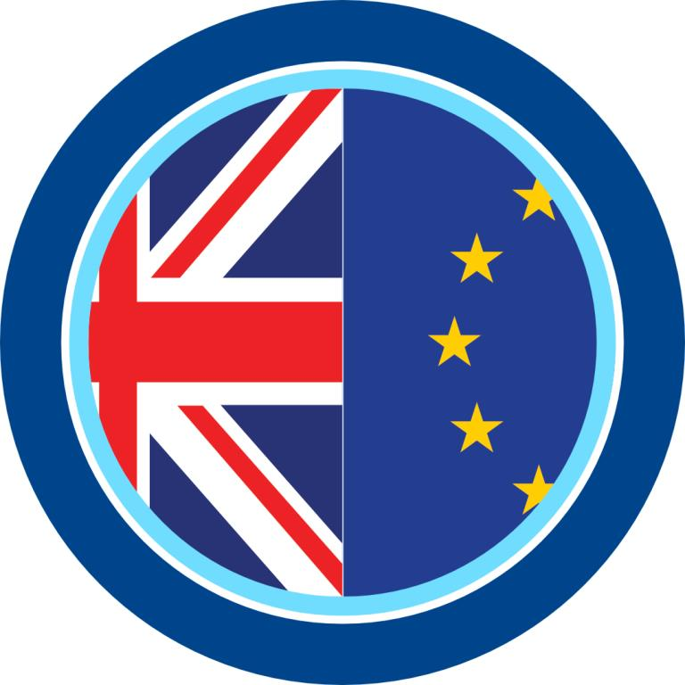 GB > EU (Via Calais)