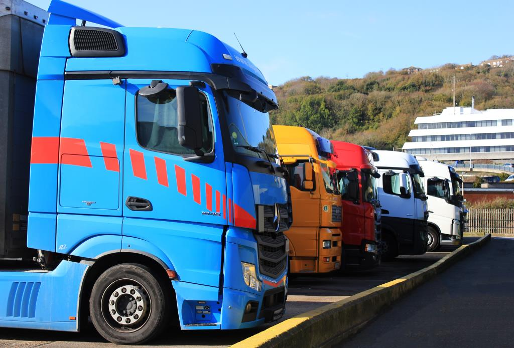 Dover Truck Parking