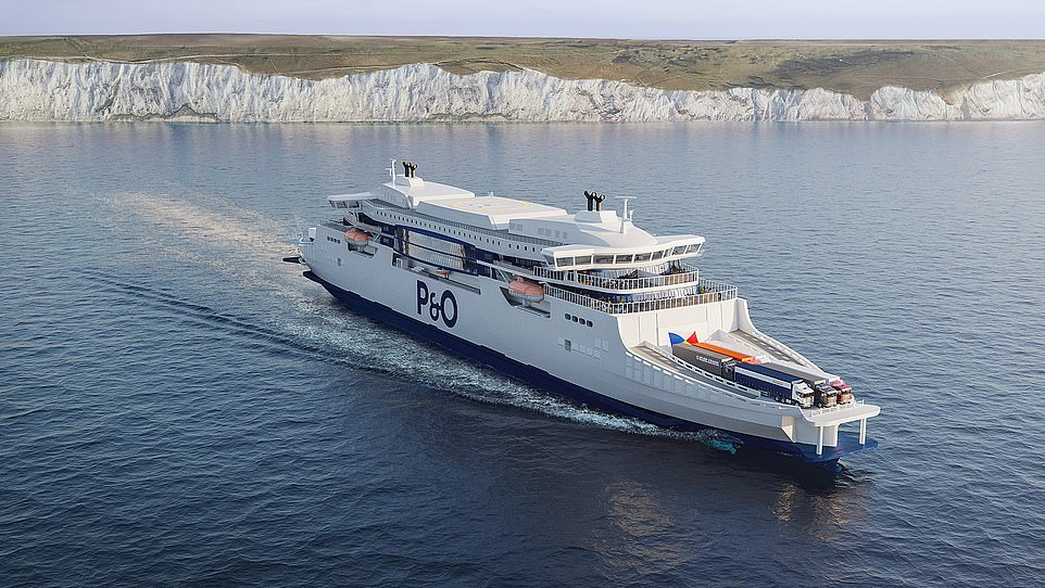 P&O FERRIES TO INVEST IN €260M NEW GENERATION OF SUPER-FERRIES