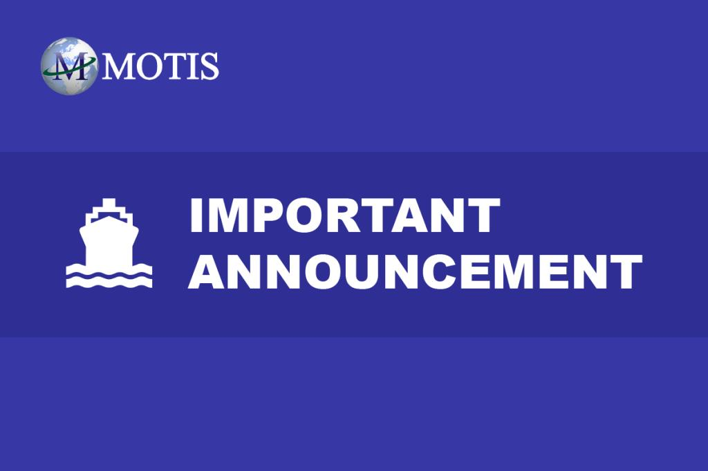 IMPORTANT ANNOUNCEMENT: PO Ferries Larne Cairnryan Route
