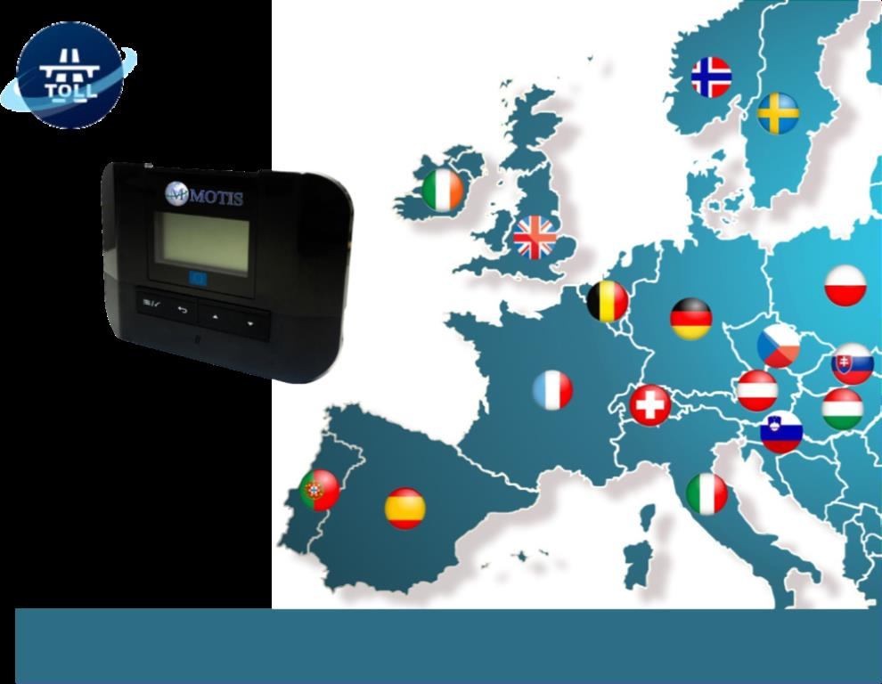 1 Toll Box - 11 Countries Inc Germany AVAILABLE NOW!