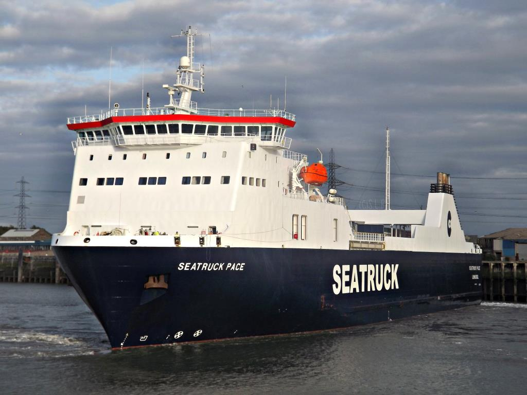 Seatruck Ferries - Temporary Restrictions on Driver Accompanied Movements
