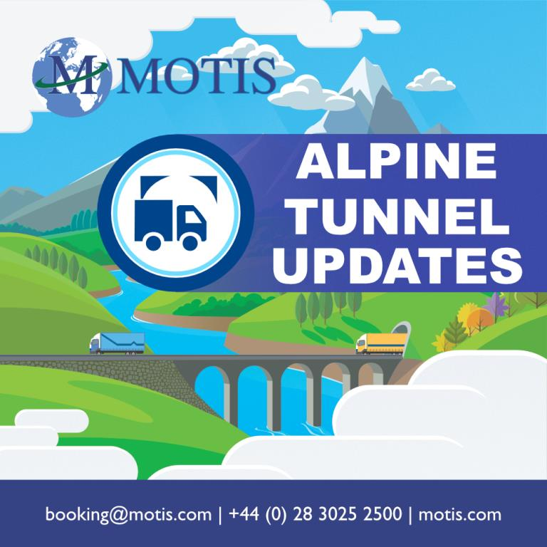 Alpine Tunnel updates
