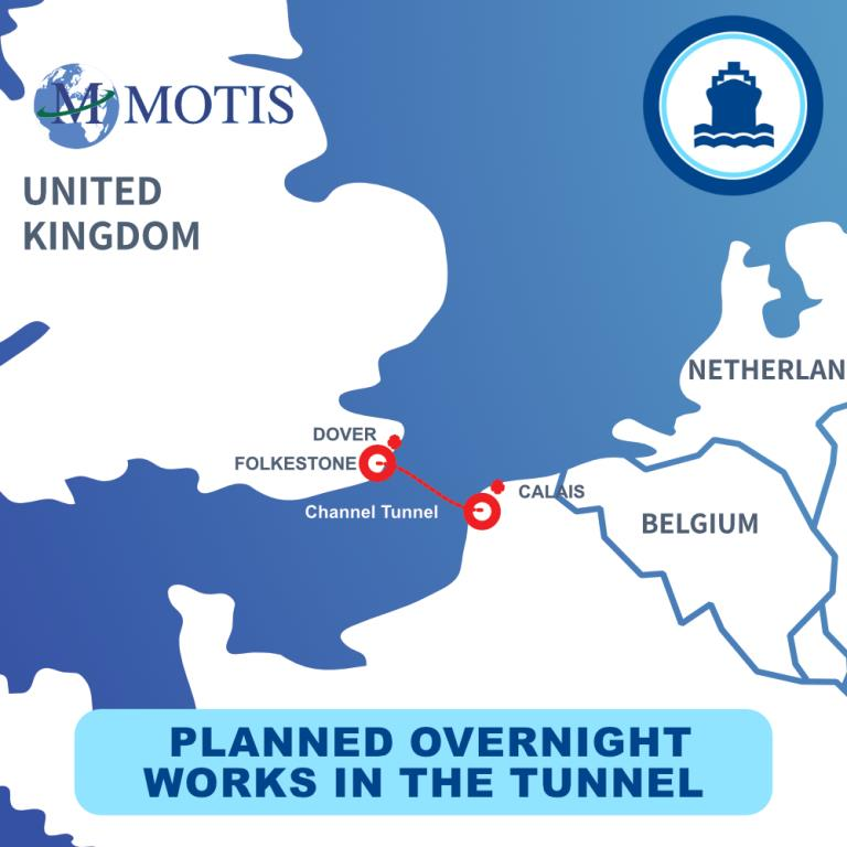 Eurotunnel works image