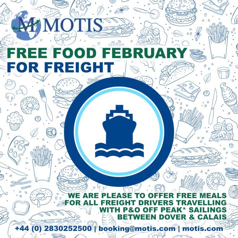 Free Food February Image