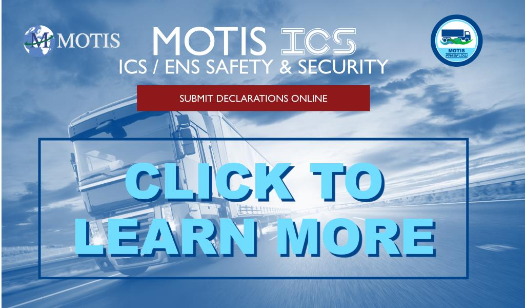 Motis ICS Banner