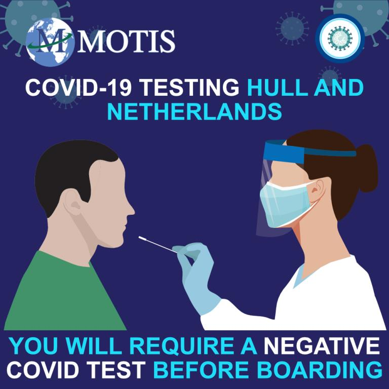 Dutch Covid test image