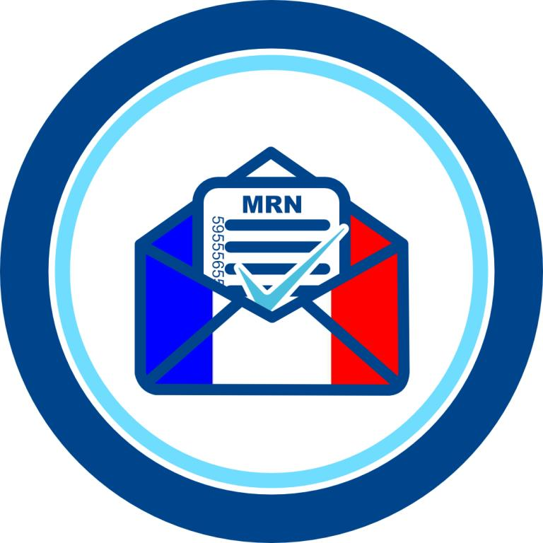 French MRN Icon