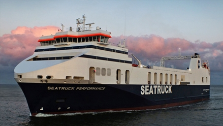 SEATRUCK:  WEEKEND SAILINGS & CANCELLATIONS