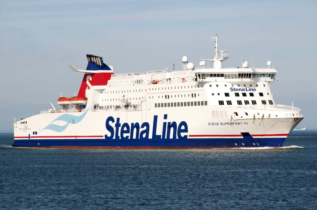 Stena Line: updated Friday, Saturday, Sunday Schedule